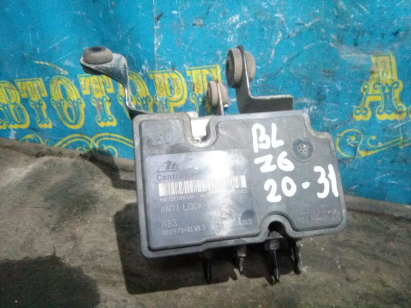 Блок abs Mazda 3 BL Z6 2012