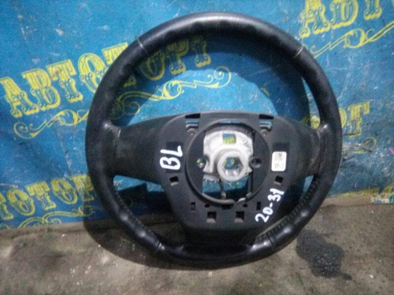 Руль Mazda 3 BL Z6 2012