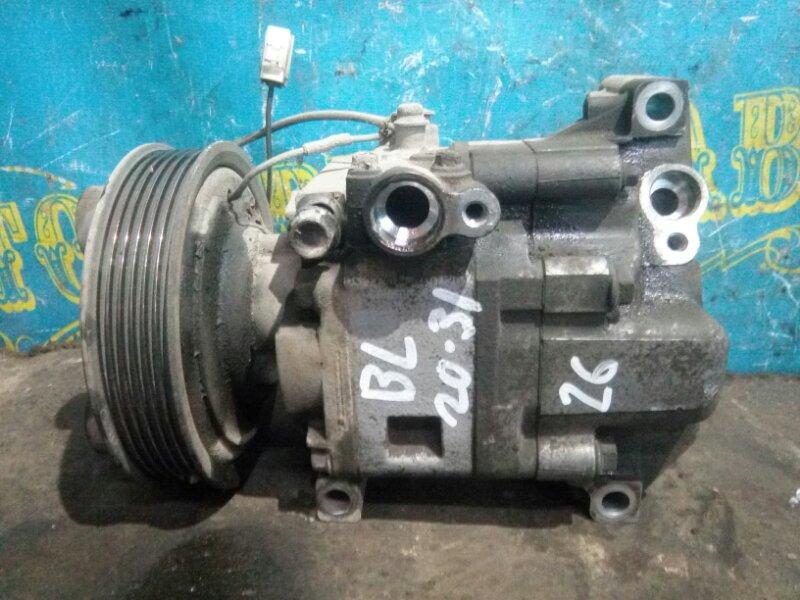 Компрессор кондиционера Mazda 3 BL Z6 2012