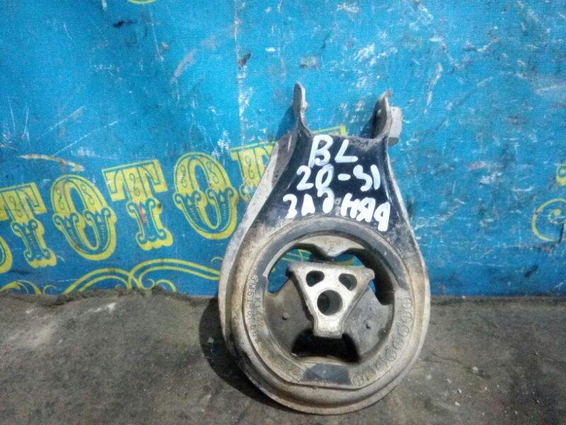 Подушка двигателя Mazda 3 BL Z6 2012 задняя
