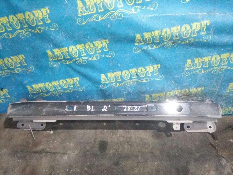 Усиление бампера Mazda 3 BL Z6 2012 заднее