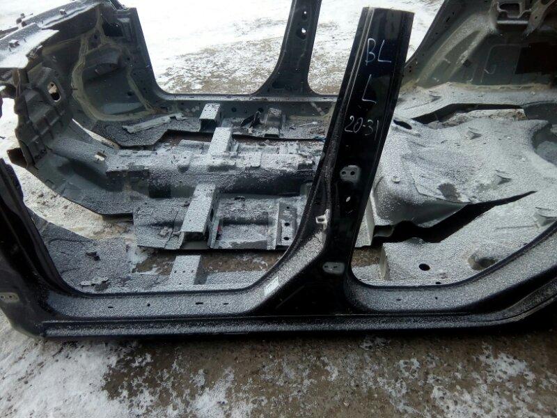 Порог Mazda 3 BL Z6 2012 левый