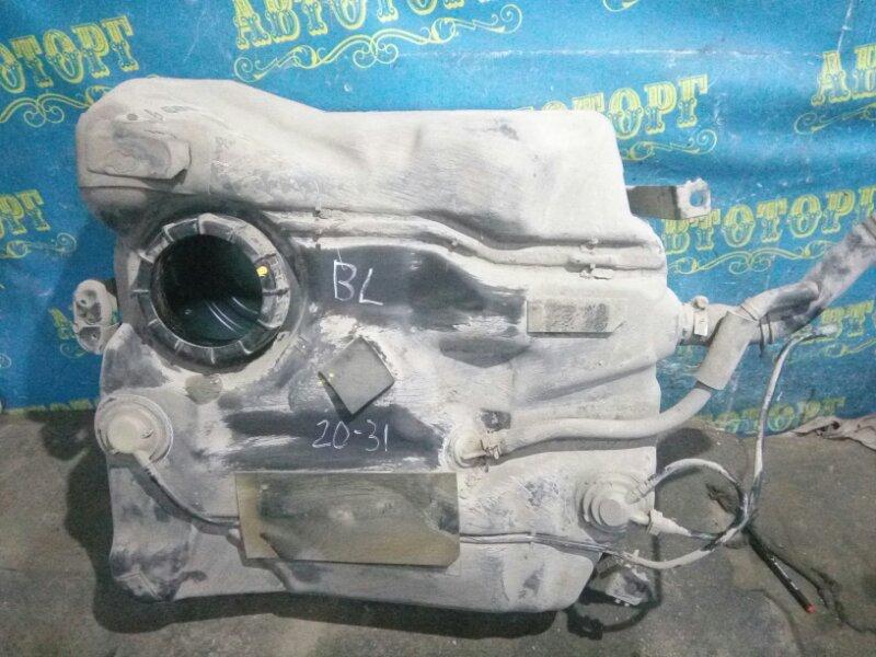 Бензобак Mazda 3 BL Z6 2012