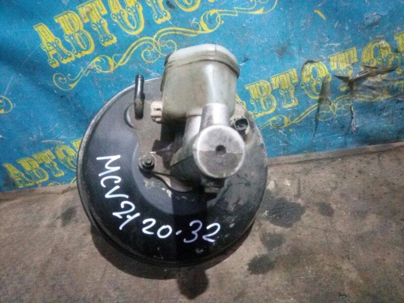 Главный тормозной цилиндр Toyota Windom MCV21 2MZ 2001