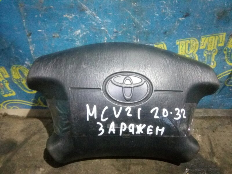 Airbag на руль Toyota Windom MCV21 2MZ 2001