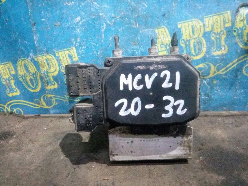 Блок abs Toyota Windom MCV21 2MZ 2001