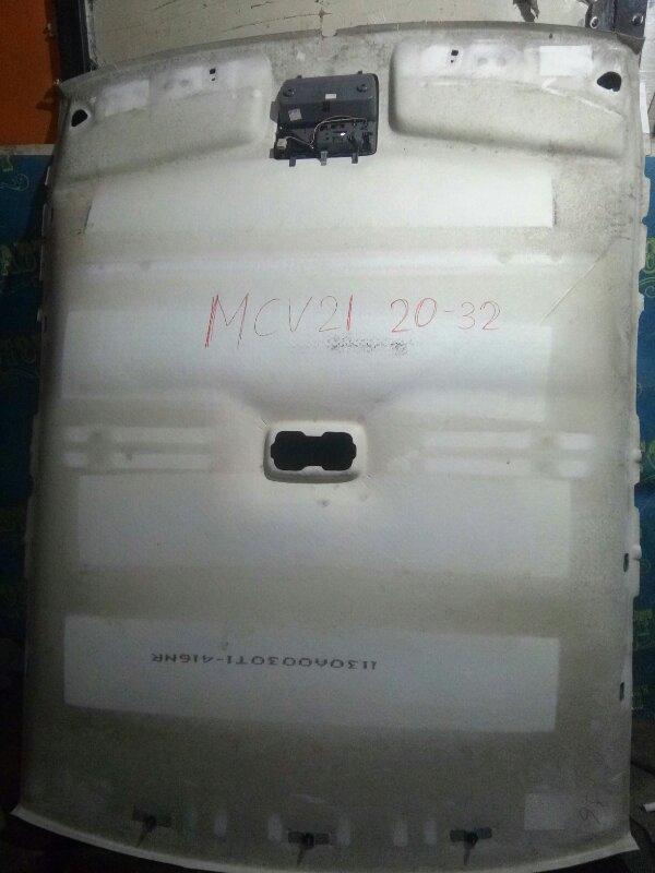 Обшивка потолка Toyota Windom MCV21 2MZ 2001