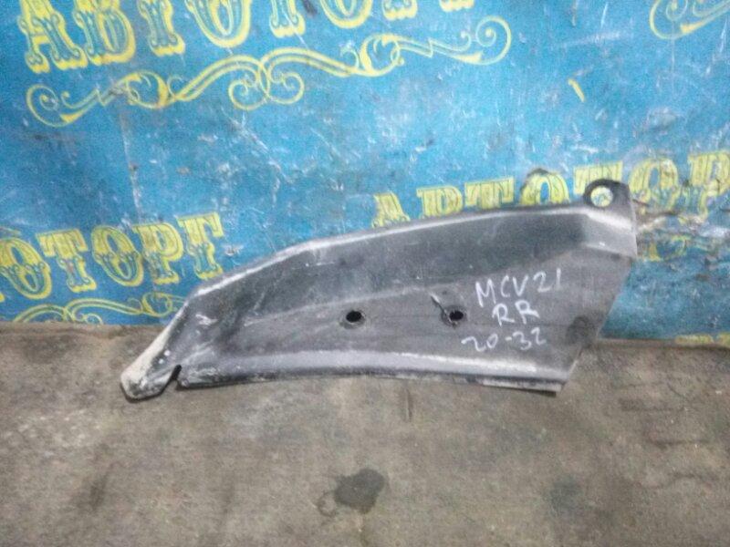 Подкрылок Toyota Windom MCV21 2MZ 2001 задний правый