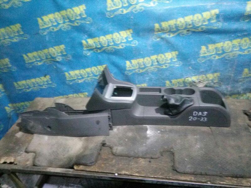 Бардачок между сиденьями Ford Focus 2 CB4 DA3 HHDA 2007