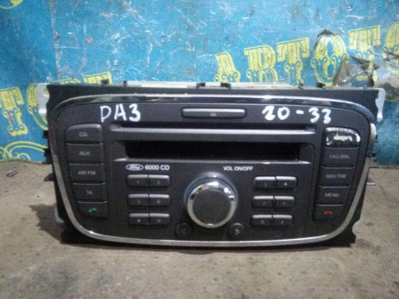 Магнитофон Ford Focus 2 CB4 DA3 HHDA 2007