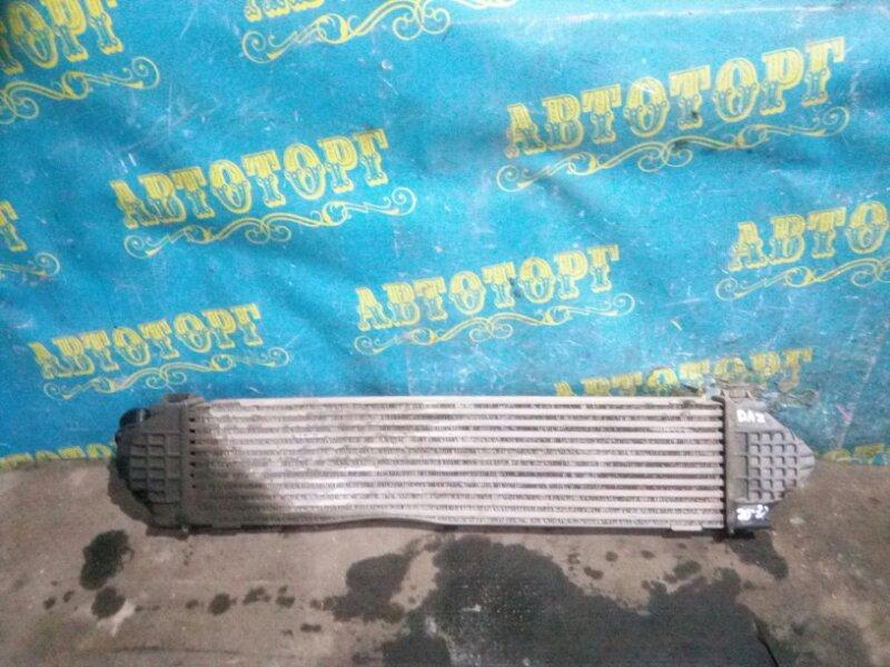 Интеркулер Ford Focus 2 CB4 DA3 HHDA 2007
