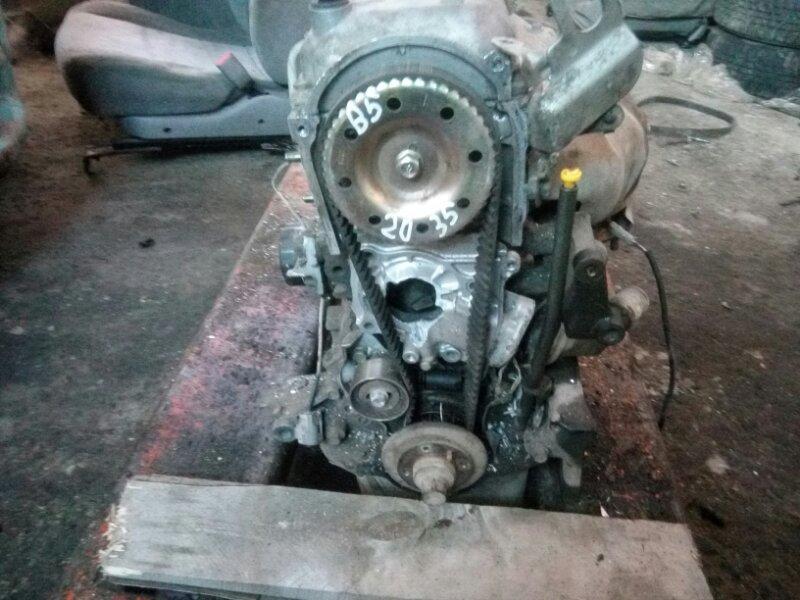 Двигатель Mazda Demio DW5W B5 2000