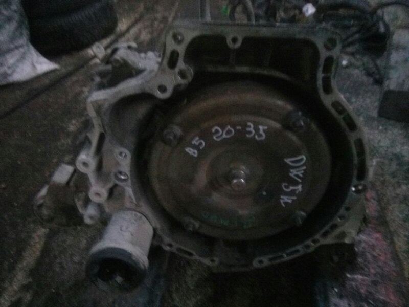 Акпп Mazda Demio DW5W B5 2000