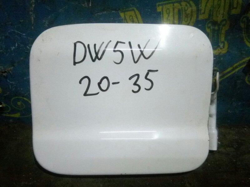 Лючок бензобака Mazda Demio DW5W B5 2000