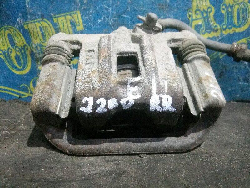 Суппорт Chevrolet Lacetti J200 F14D3 2007 задний правый