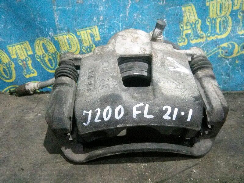 Суппорт Chevrolet Lacetti J200 F14D3 2007 передний левый
