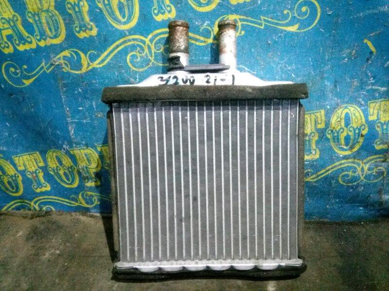 Радиатор печки Chevrolet Lacetti J200 F14D3 2007