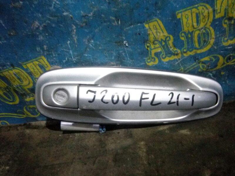 Ручка двери внешняя Chevrolet Lacetti J200 F14D3 2007 передняя левая