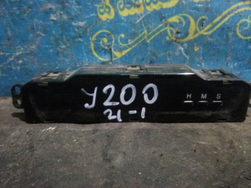 Часы Chevrolet Lacetti J200 F14D3 2007