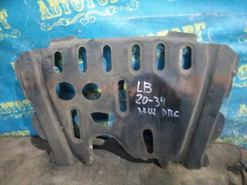 Защита двигателя Renault Symbol LB K4J 2008