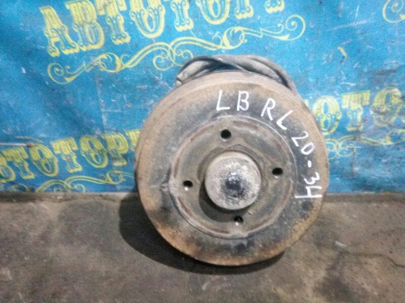 Ступица Renault Symbol LB K4J 2008 задняя левая