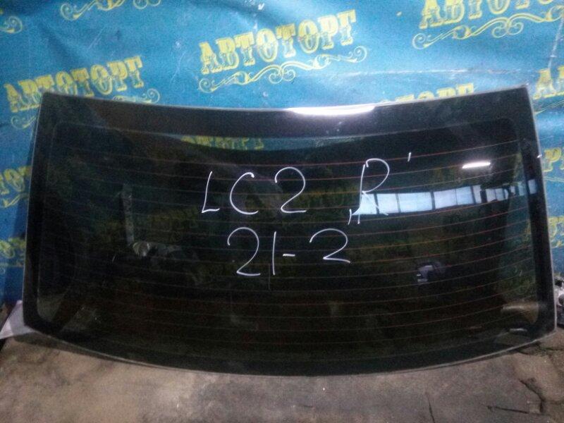 Стекло заднее Hyundai Accent LC2 G4EC 2005