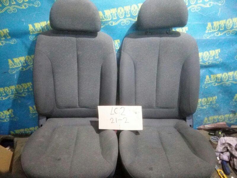 Сидения комплект Hyundai Accent LC2 G4EC 2005