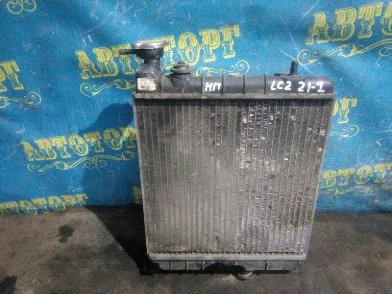 Радиатор основной Hyundai Accent LC2 G4EC 2005