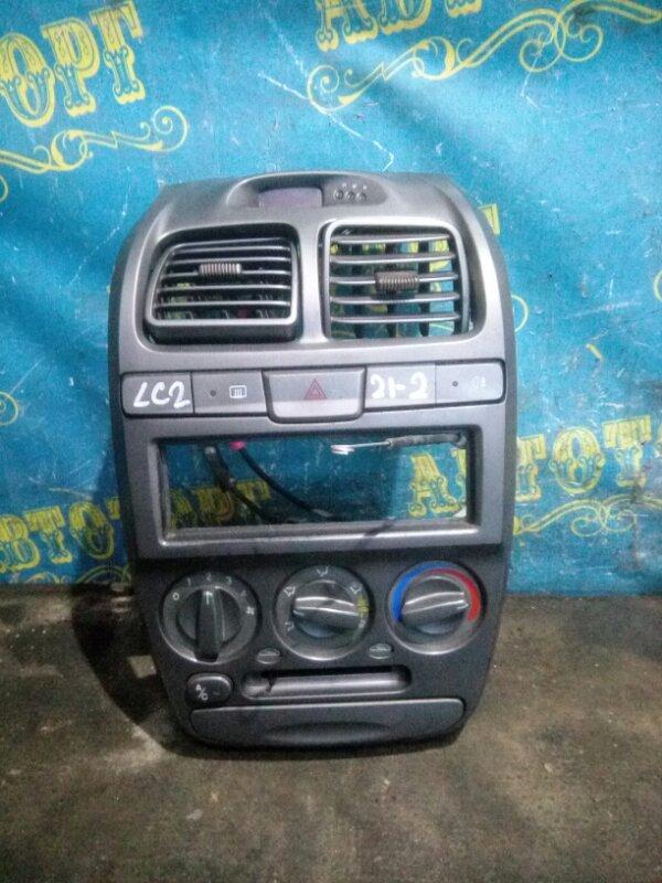 Блок управления климат-контролем Hyundai Accent LC2 G4EC 2005