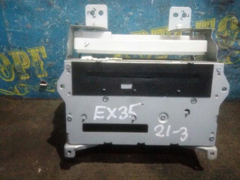 Магнитофон Infiniti Ex35 J50 VQ35HR 2008