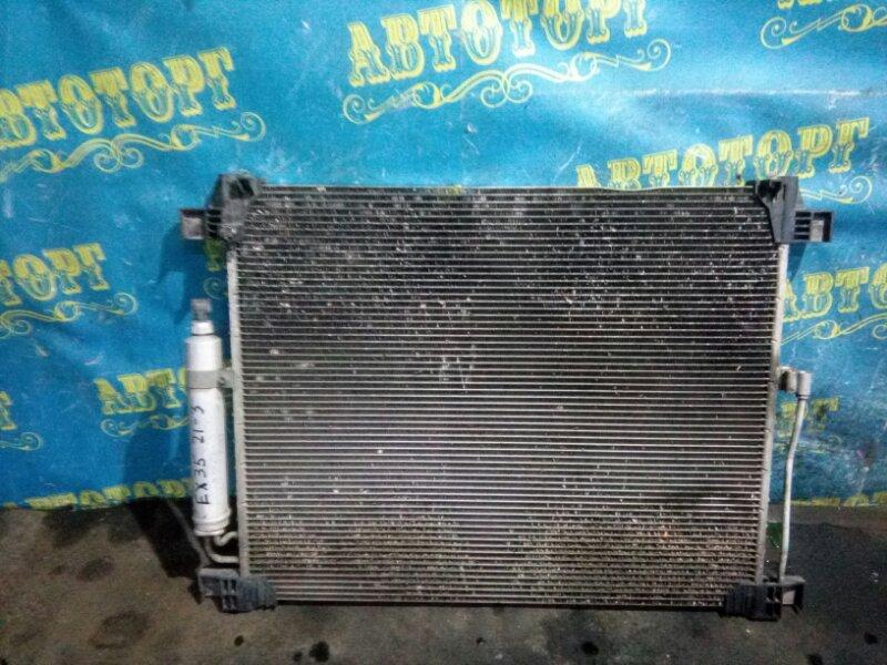 Радиатор кондиционера Infiniti Ex35 J50 VQ35HR 2008