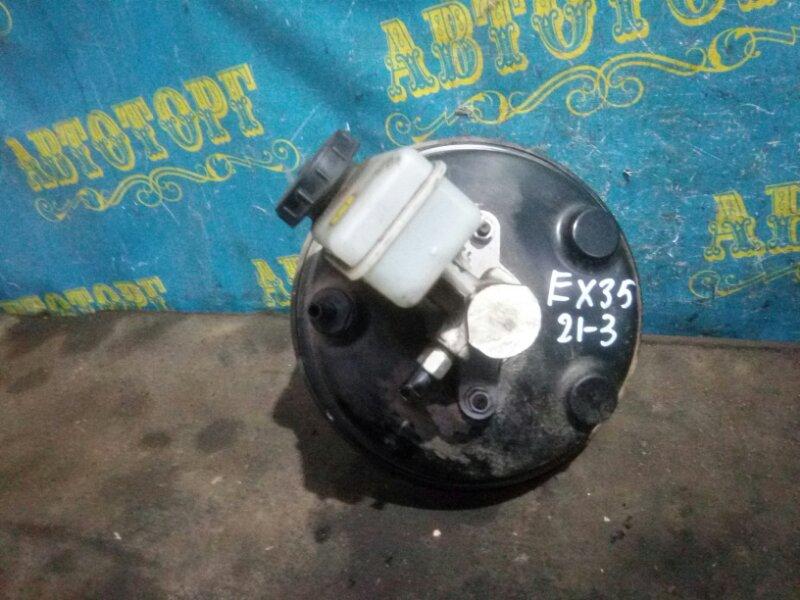 Главный тормозной цилиндр Infiniti Ex35 J50 VQ35HR 2008