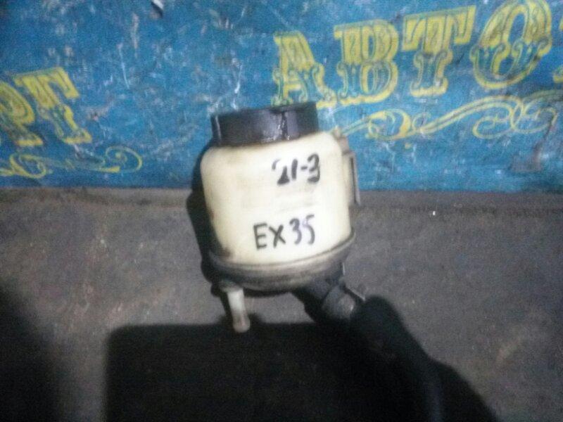 Бачок гидроусилителя Infiniti Ex35 J50 VQ35HR 2008
