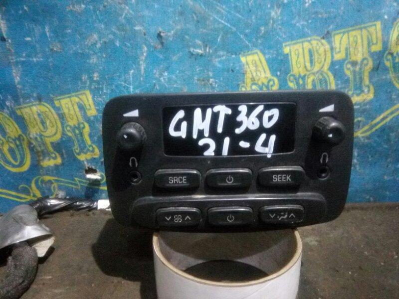 Блок управления климат-контролем Chevrolet Trailblazer GMT360 LL8 2007 задний
