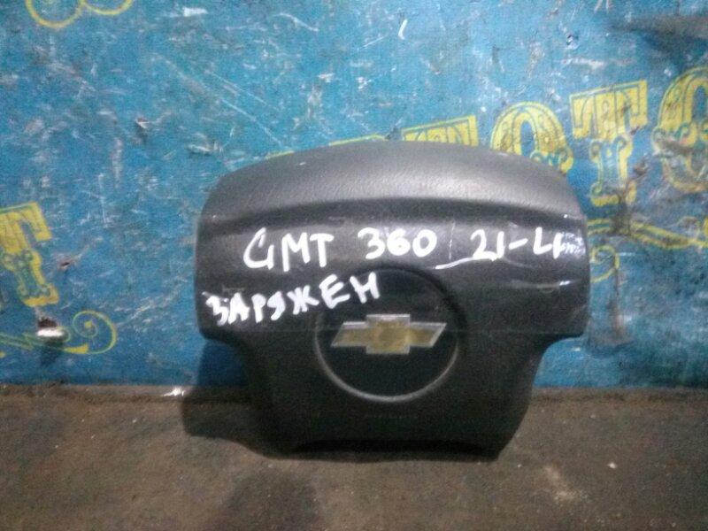 Airbag на руль Chevrolet Trailblazer GMT360 LL8 2007