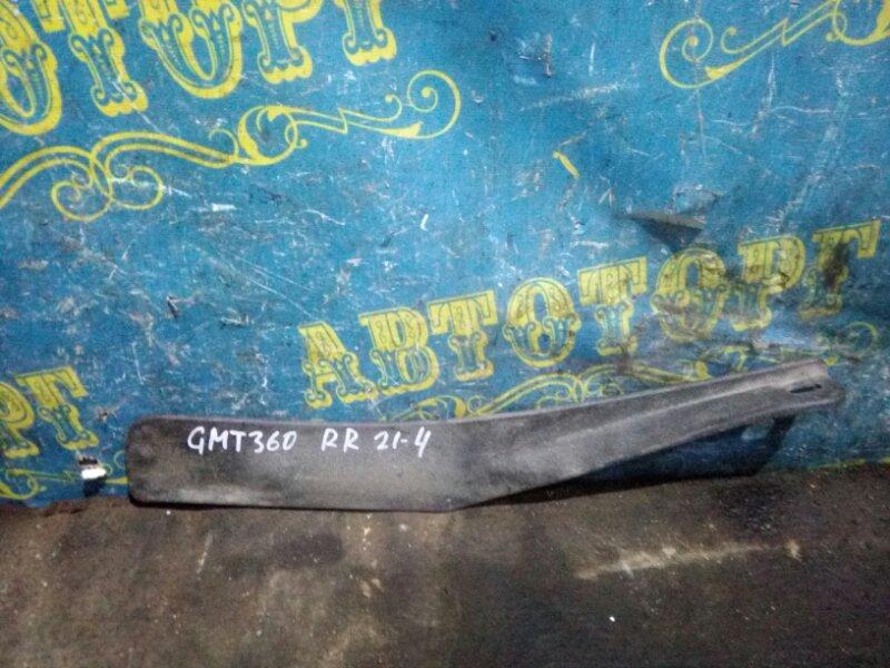 Порожек пластиковый Chevrolet Trailblazer GMT360 LL8 2007 задний правый