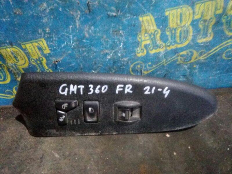Блок упр. стеклоподьемниками Chevrolet Trailblazer GMT360 LL8 2007 передний правый