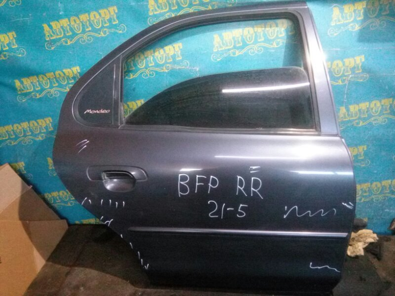 Дверь Ford Mondeo BFP NGA 1997 задняя правая
