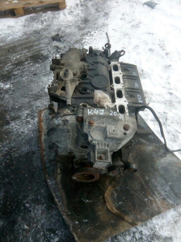 Двигатель Renault Symbol LB K4J 2008