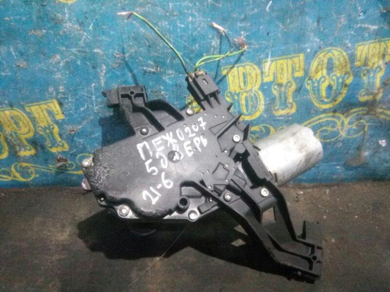 Моторчик заднего дворника Peugeot 207 WC EP6 2008