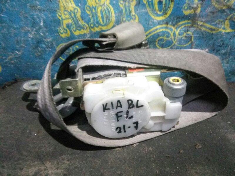Ремень безопасности Kia Sorento BL D4CB 2003 передний левый