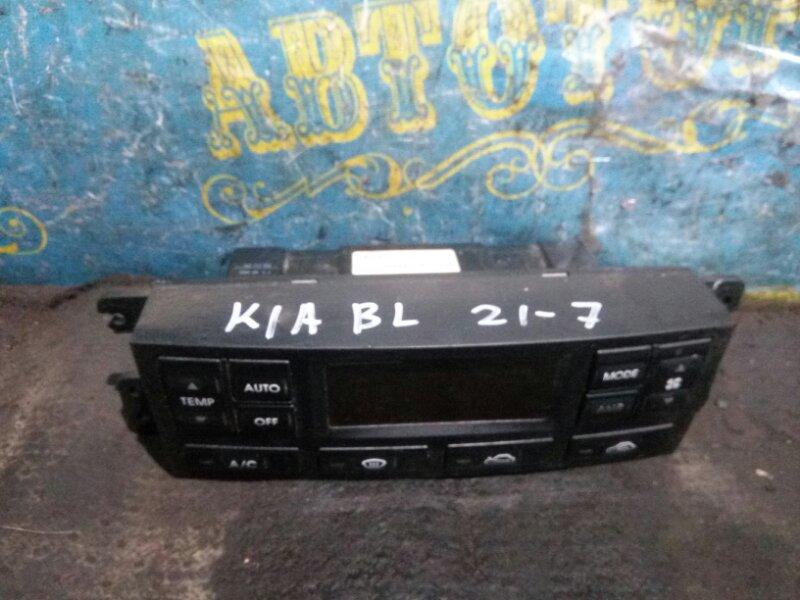 Блок управления климат-контролем Kia Sorento BL D4CB 2003