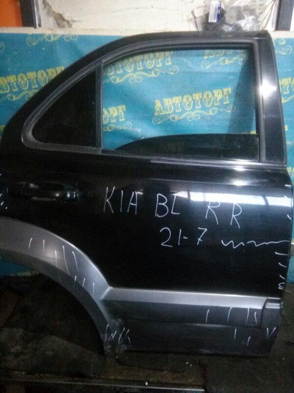Дверь Kia Sorento BL D4CB 2003 задняя правая