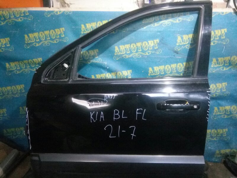 Дверь Kia Sorento BL D4CB 2003 передняя левая