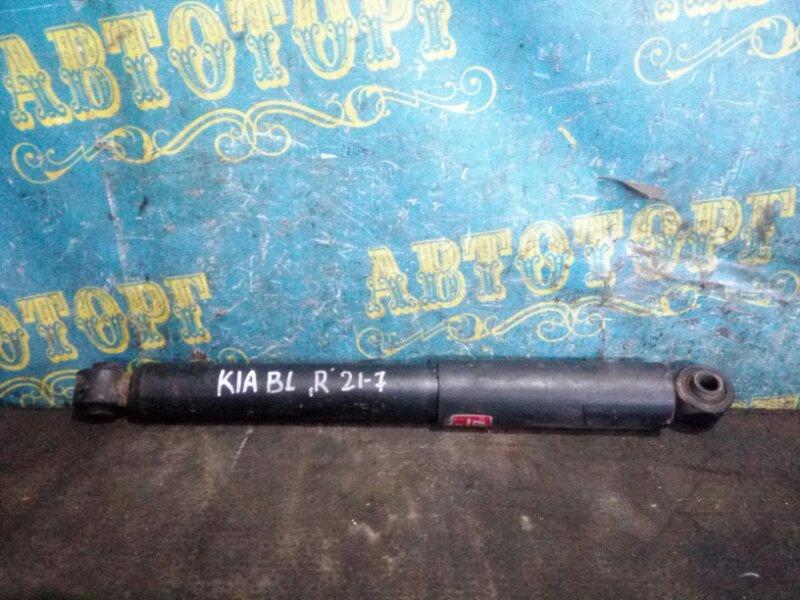 Амортизатор Kia Sorento BL D4CB 2003 задний