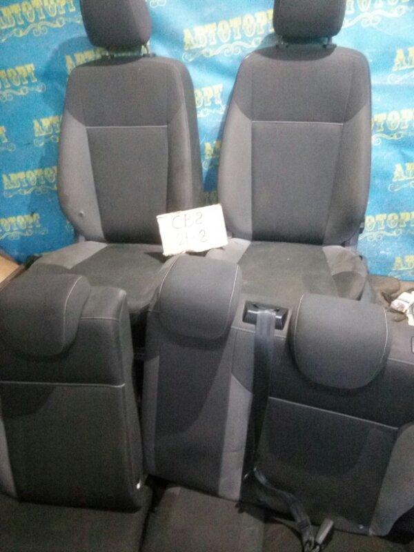 Сидения комплект Ford Focus 3 CB8 ASDA 2011