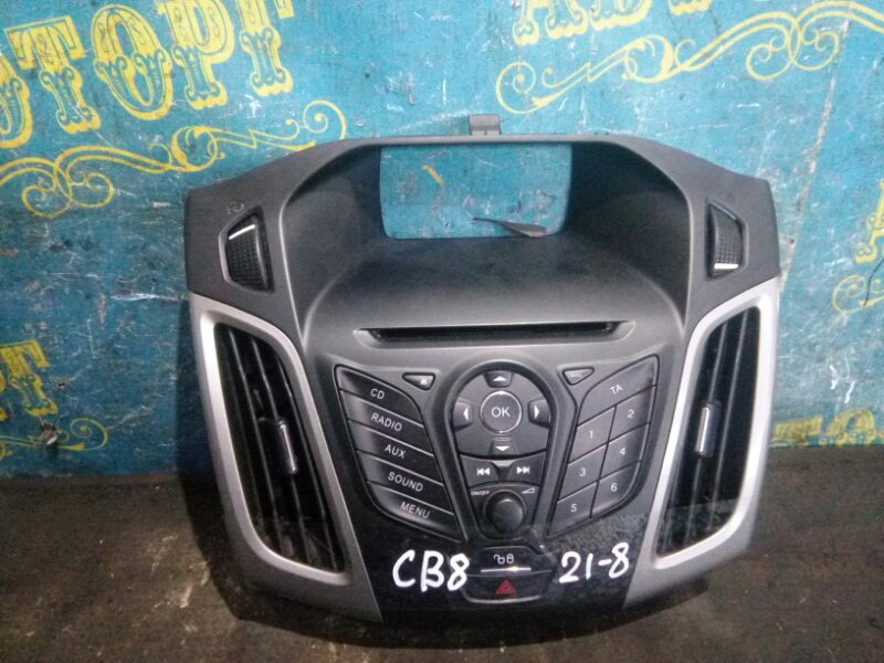 Магнитофон Ford Focus 3 CB8 ASDA 2011