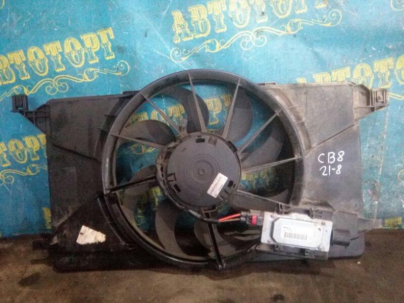 Диффузор радиатора Ford Focus 3 CB8 ASDA 2011