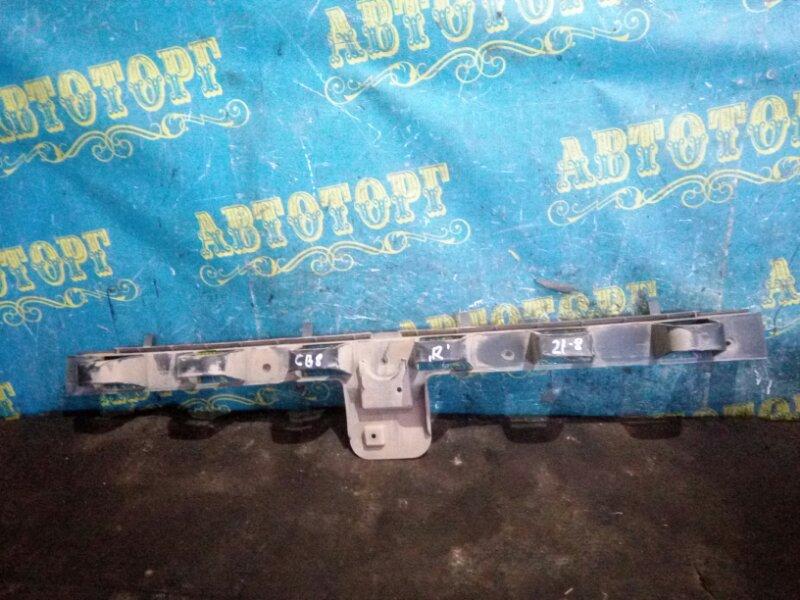 Крепление бампера Ford Focus 3 CB8 ASDA 2011 заднее