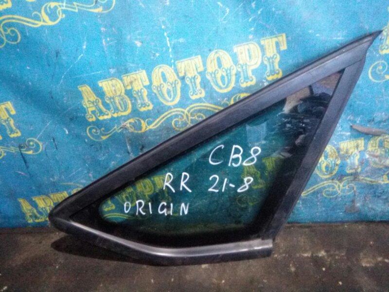 Стекло багажника Ford Focus 3 CB8 ASDA 2011 заднее правое